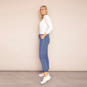 Ciara Joggers (Denim Blue)