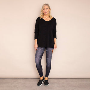 Viv Leggings (Black)