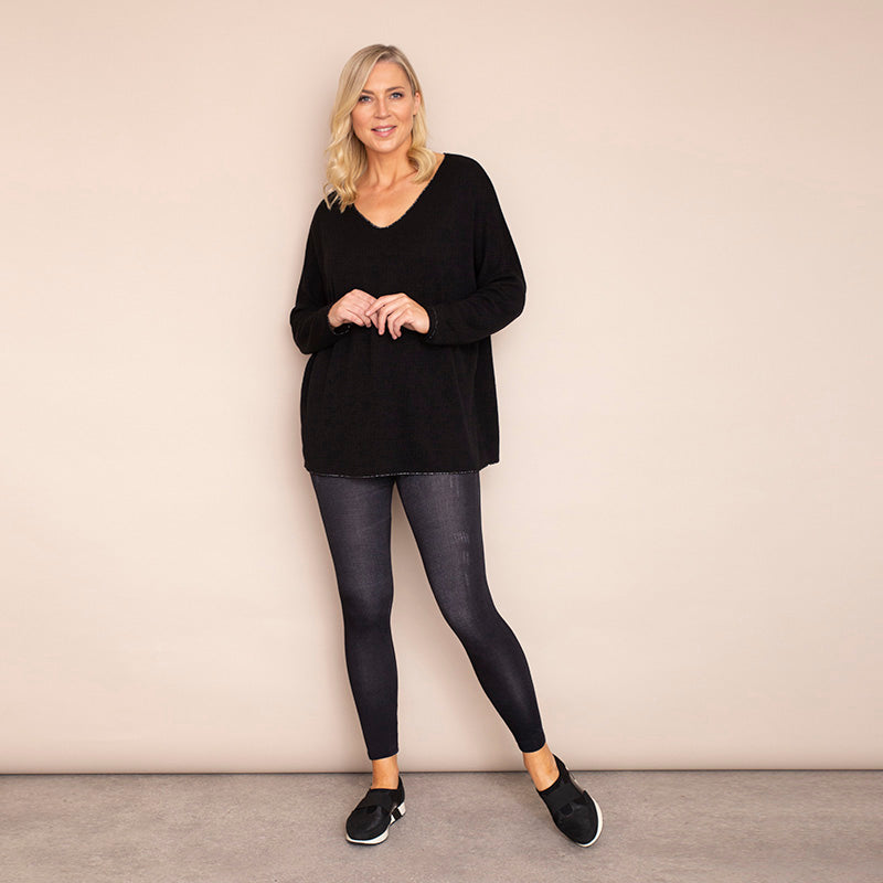 Tracey Leggings (Black)