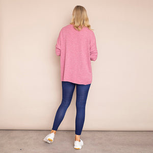 Kelly Leggings (Blue Denim)