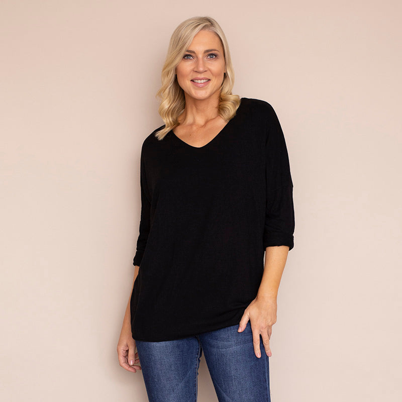 Maeve Jumper (Black)