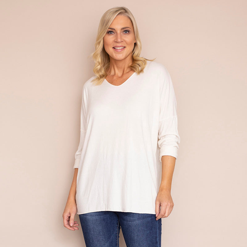 Maeve Jumper (Cream)