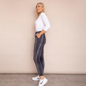 Gina Leggings (Black)