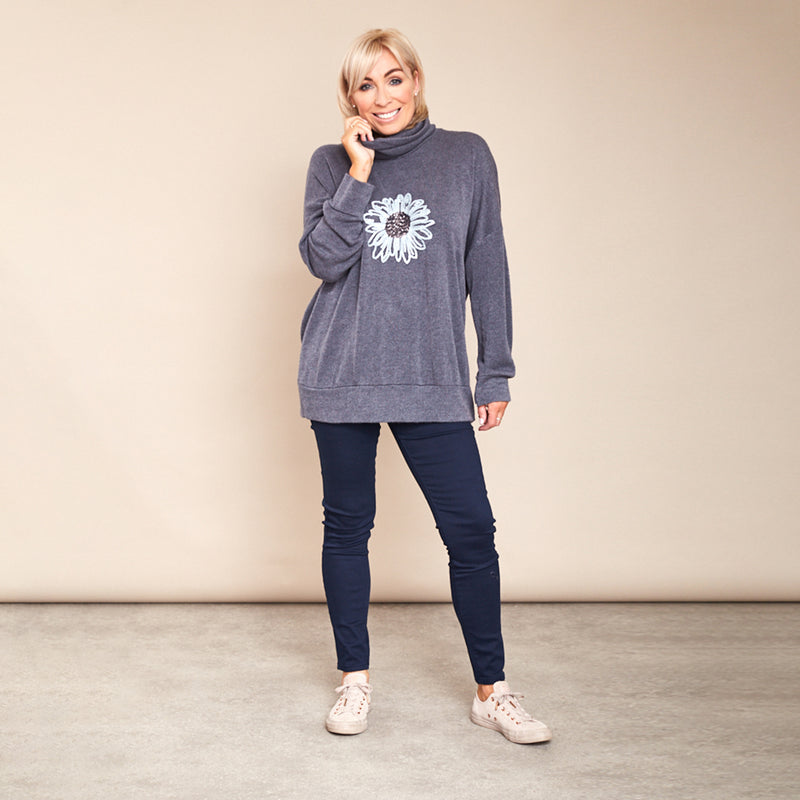 Madie Jumper (Grey)
