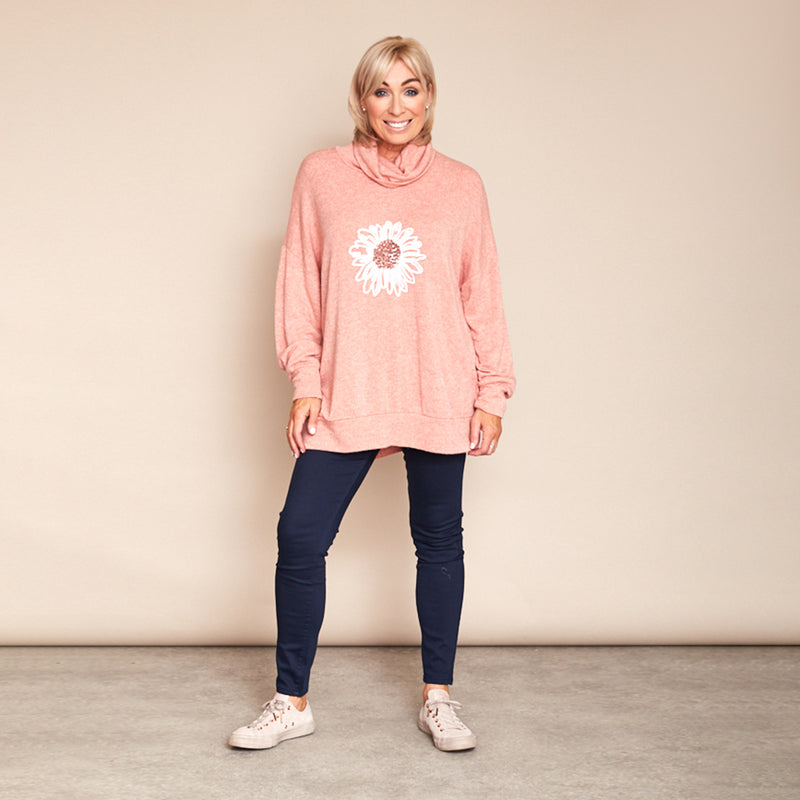 Madie Jumper (Peach)