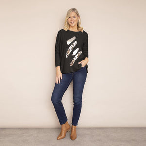 Tina Jumper (Black)