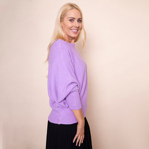 Batwing Soft Jumper