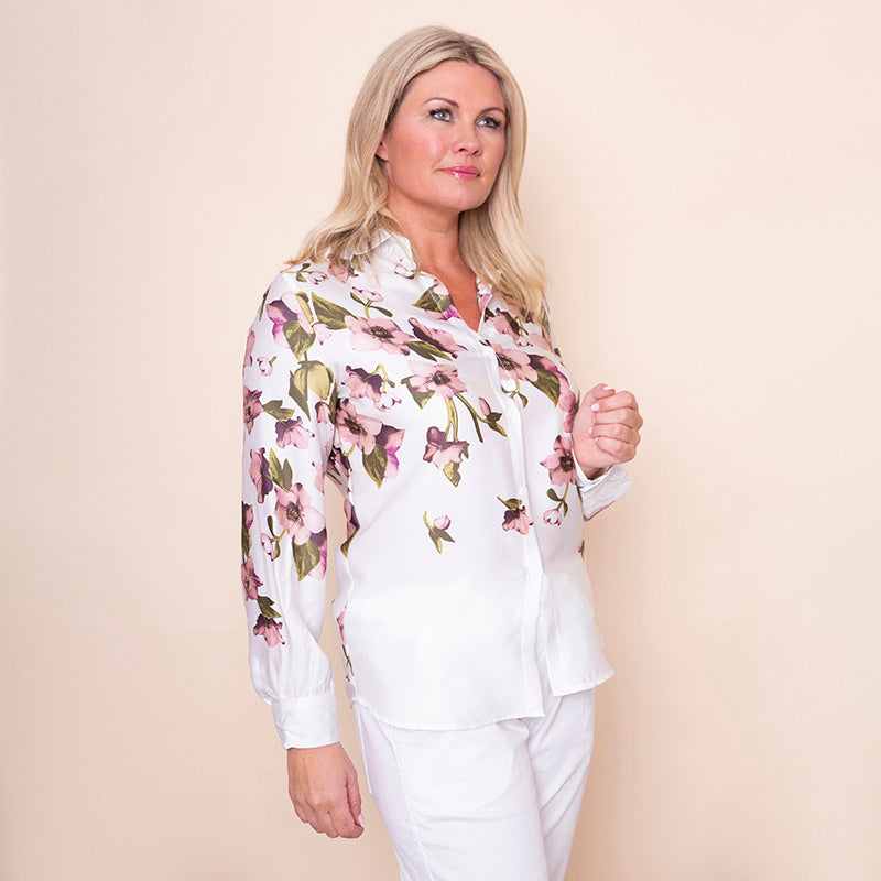 Florall Print Blouse