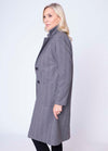 Herringbone Pocket Coat