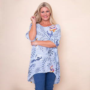 Lily Pocket Tunic