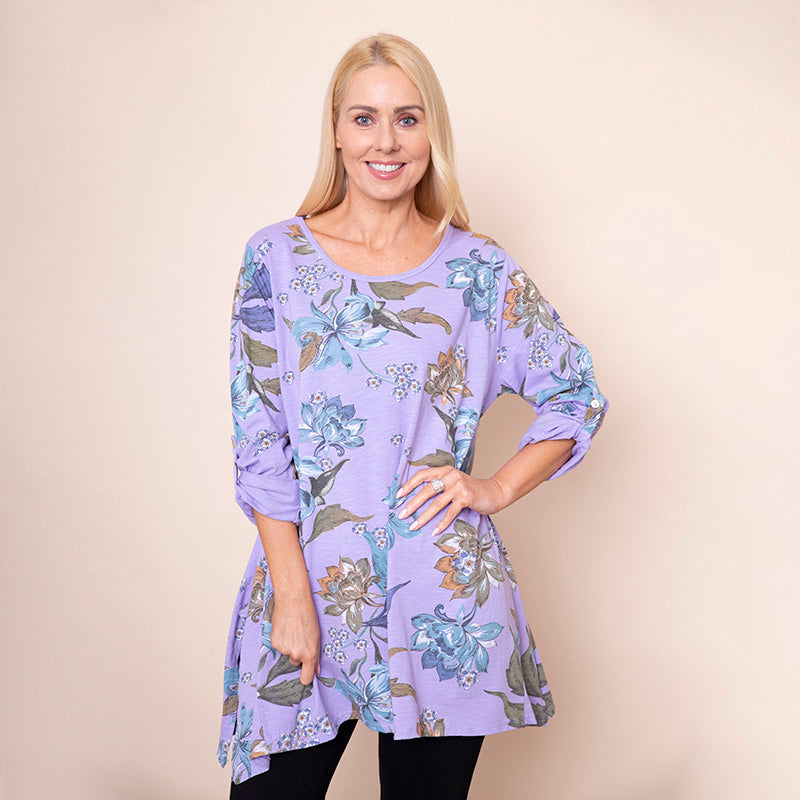 Lily Scoop Neck Top