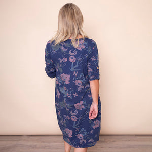 "Rose "" Eve "" Pocket Dress"