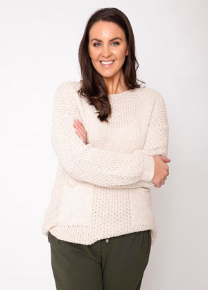 Two Pocket Knit Tunic