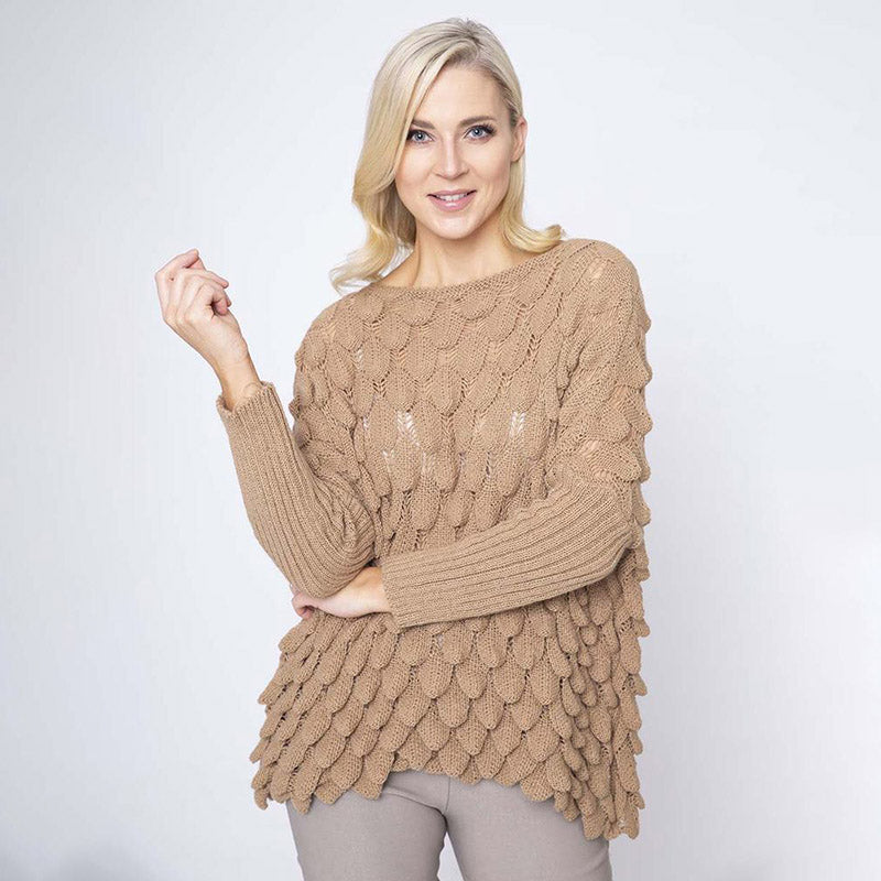 Wave Chunky Jumper