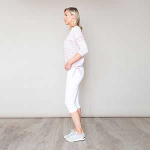 Cara Trouser (White)