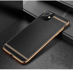 Ultra Slim Litchi Pattern Soft Case For iPhone 11/Pro/Max X XR XS MAX 8 7 6S 6/Plus