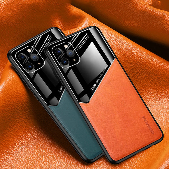 Luxury Magnetic Leather Shockproof Case For iPhone 11/Pro/Max X XR XS MAX 8 7 6S 6/Plus SE2020