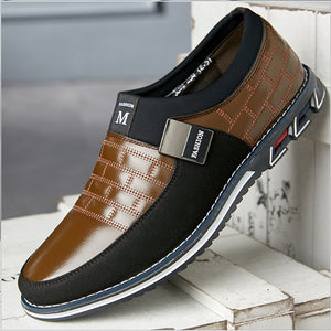 Hizada 2020 Hot Sale Fashion Men's Slip On Casual Shoes