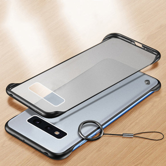 Phone Case- New Arrival Luxury Frameless Matte PC Case For Samsung S10 S10Plus S10E Note 9 8 S9 S8/Plus