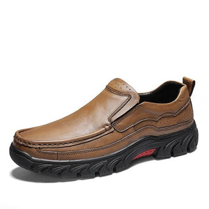 High Quality Men's Leather Casual Shoes