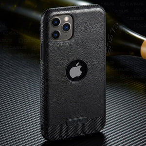 New Luxury Ultra Thin Leather Back Cover For iPhone 11/Pro/Max X XR XS MAX 8 7 6S 6/Plus