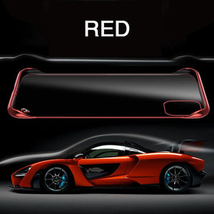 Luxury Ultra Thin Frameless Case For iPhone 11 Pro Max X XR XS MAX 8 7 6S 6/Plus