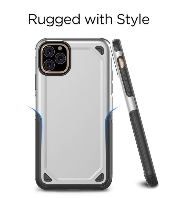Luxury Hybird Armor Anti-knock Phone Case For iPhone 11 Pro Max X XR XS MAX 8 7 6S 6/Plus 5