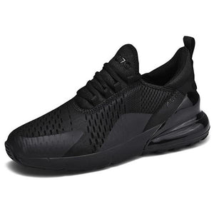 Hizada Men's Soft Mesh Light Breathable Comfortable Sneakers