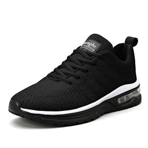 Large Size Men's Casual Air Cushion Running Shoes
