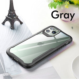 Luxury Armor Bumper Case For iPhone 11/Pro/Max X XR XS MAX 8 7 6S 6/Plus