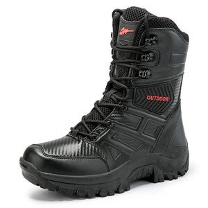 2019 Men's Fashion Military Tactical Army Work Boots