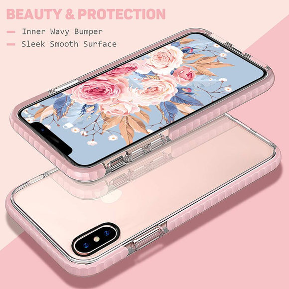 Luxury Ultra Thin Shockproof Bumper Case For iPhone 11 X XR XS MAX 8 7 6S 6/Plus