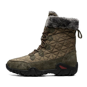 Men's Plus Size Outdoor Super Warm Waterproof Keep Warm Casual Boots