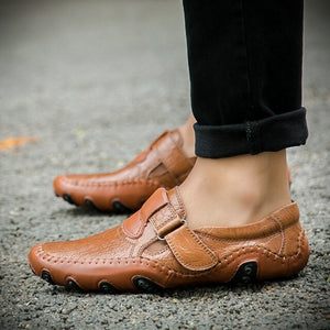 New Fashion Men's Soft Comfortable Casual Slip On Shoes
