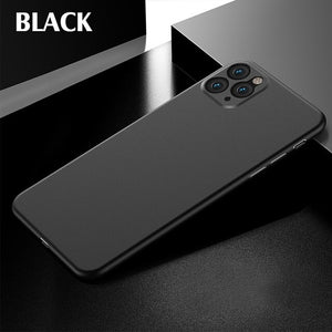Ultra Thin PP Matte Cases For iPhone 11/Pro/Max X XR XS MAX 8 7 6S 6/Plus