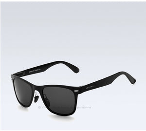 Luxury Aluminum Magnesium Men's Mirror Sunglasses