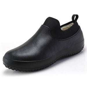 British Style Men's Slip On Casual Shoes