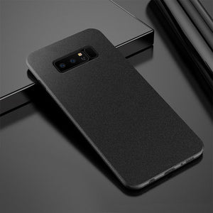 Phone Case - Luxury Ultra Thin Matte Soft Phone Case For Samsung S10 S10Plus S10E Note 9 S9/Plus