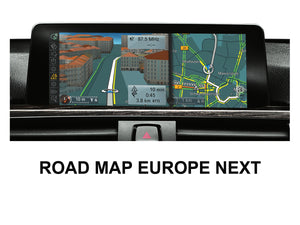 Bmw Road Map Europe West Next 2019 2