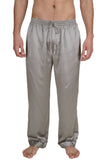 Men's Luxury Silk Sleepwear 100% Silk Pajamas Pants