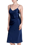 Women's Silk Sleepwear 100% Silk Full Slip