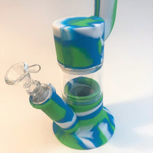 Load image into Gallery viewer, Waxmaid Silicone Dab Rig Bubbler Water Pipe