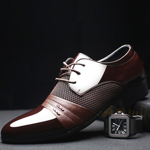 Shoes - Luxury Brand Classic Oxford Men