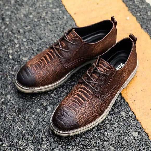 Shoes - 2018 Autumn Winter Hot Sell Fashion Leather Men's Shoes(Buy 2 Got 5% off, 3 Got 10% off Now)