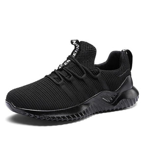 Men's Shoes - Brand Men Comfortable Walking Outdoor Sports Breathable Sneakers
