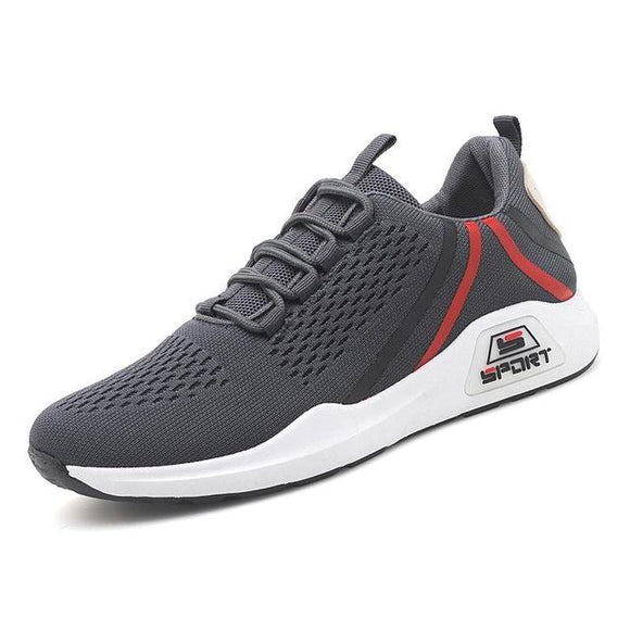 New Fashion Men Walking Sport Gym Shoes