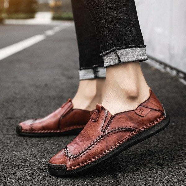 Shoes - 2019 Fashion Genuine Leather Men's Shoes