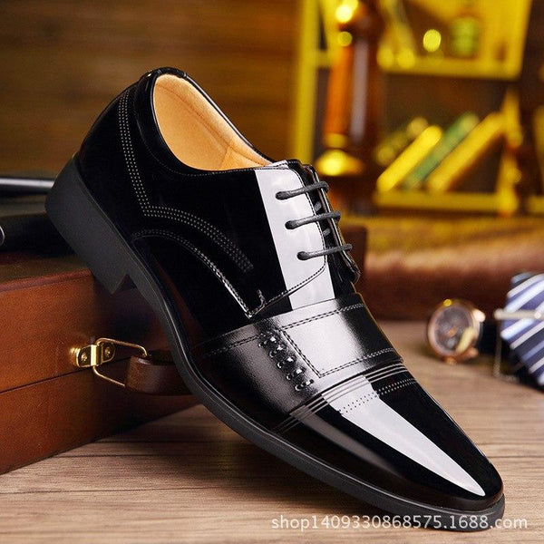Men's Shoes - High Quality Pointed Toe Oxford Shoes For Men
