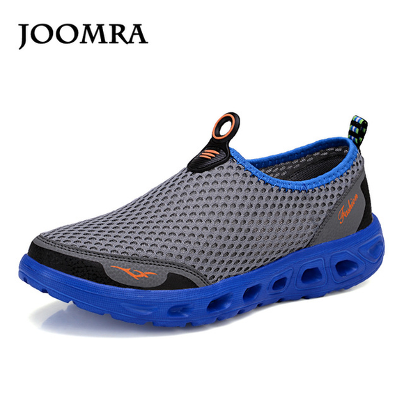 Men Mesh Breathable Lightweight Sneakers Summer Beach Shoes