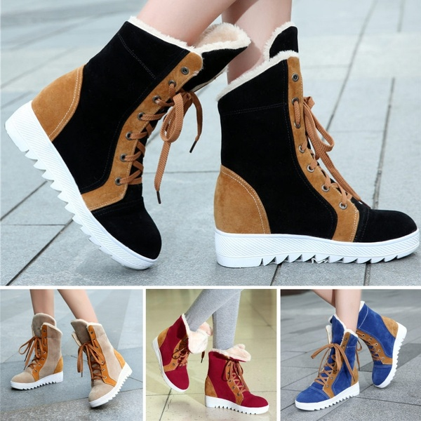 Shoes - Women Autumn/Winter Warm Snow Boots